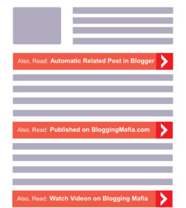 How to Auto Add Related Post in Blogger Blog